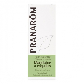 Pranarom huile essentielle de marjolaine à coquilles 5ml