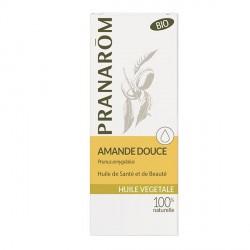 Pranarôm huile végétale amande douce 50ml