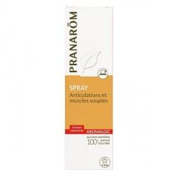 Pranarom aromalgic spray articulations et muscles souples 50ml