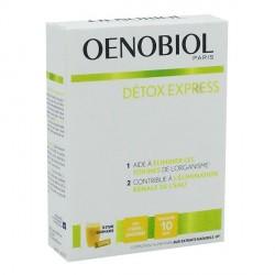 Oenobiol detox express gout citron gingembre