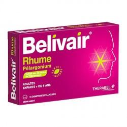 Belivair rhume pélargonium boite de 15 capsules
