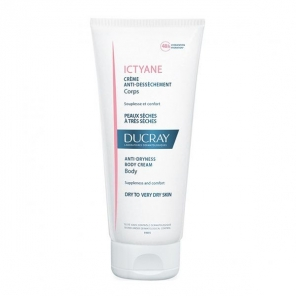 Ducray ictyane crème anti-desséchement corps 200ml