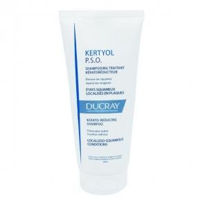 Ducray kertyol pso shampooing antipélliculaire traitant kératoréducteur 200ml