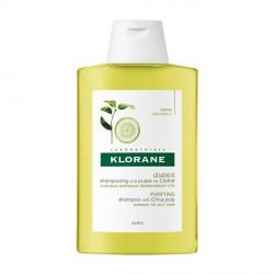 Klorane shampooing pulpe cédrat 400ml