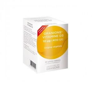 Granions Vitamines D3 60 gélules