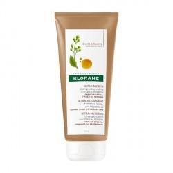 Klorane shampooing crème cheveux crépus à l'huile d'abyssinie 200ml