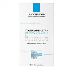 La Roche Posay Tolériane Démaquillant Yeux 30 unidoses x 5ml