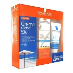 La Roche Posay anthélios crème SPF50+ 50ml + posthélios 40ml OFFERT