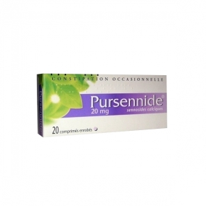 Pursennide 20 mg 20 comprimés