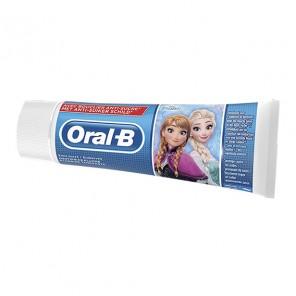 Oral B Kids la reine des neiges dentifrice 3 ans et plus 75ml