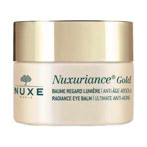 Nuxe Nuxuriance gold baume regard lumière pot 15ml