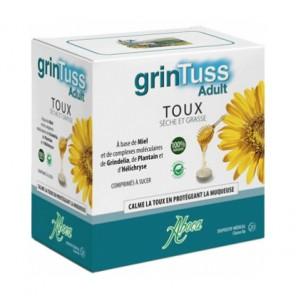 GRINTUSS ADULTE 20 COMPRIMES ABOCA