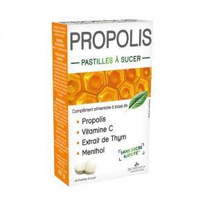 3 Chênes Propolis Pastille 40
