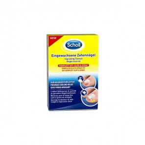 SCHOLL ONGLE INCARNE 1 KIT