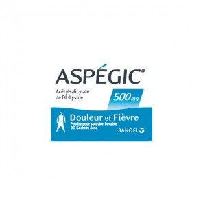 ASPEGIC 500 PDR SAC 20