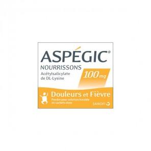 ASPEGIC 100 NOUR PDR SAC 20