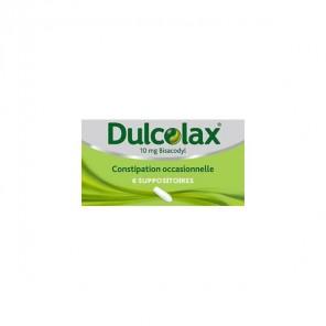 DULCOLAX SUP AD 6