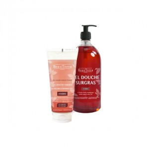BEAUTERRA GEL DCH AMBRE 200ML