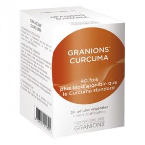 Granions® Curcuma 30 gélules