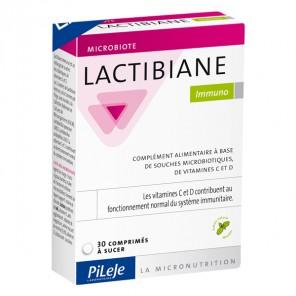 LACTIBIANE IMMUNO 30 CPS A SUCER
