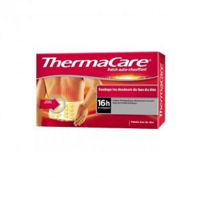 Thermacare patch auto-chauffant bas du dos boite de 2