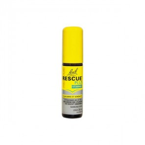 Rescue® Plus vitamines spray 20ml