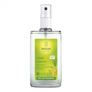 Weleda citrus déodorant duo 100ml