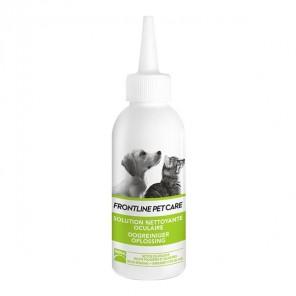 Frontline pet care solution nettoyante oculaire 125ml