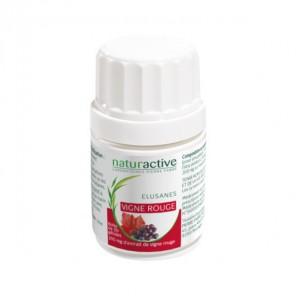 Naturactive élusanes vigne rouge anti-inflamatoire boite 60 gélules