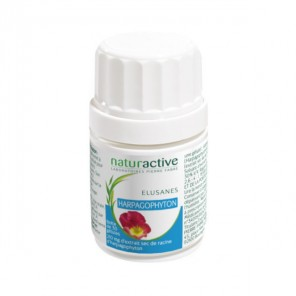 Naturactive élusanes harpagophyton anti-inflamatoire boite de 30 gélules