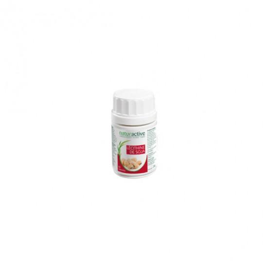 Naturactive lécitine de soja complément alimentaire boite 60 gélules