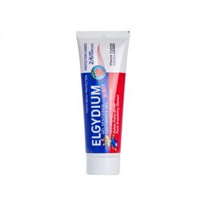 Pierre fabre elgydium kids dentifrice fraise givrée 2- 6 ans 50ml