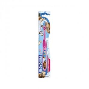 Pierre fabre elgydium kids l'âge de glace brosse à dents 2-6 ans