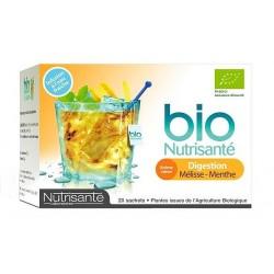 Nutrisanté Infusion bio glacée digestion 20 sachets