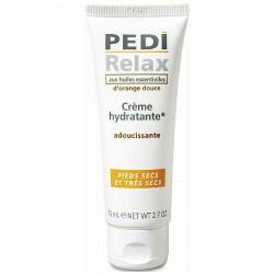 Pedi relax crème hydratante pieds secs 75ml