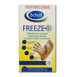 Scholl SOS verrues 18ML