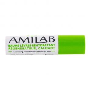 Amilab baume lèvres réhydatrant 3.6ml