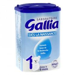 Gallia dès la naissance jusqu'à 6 mois 800g