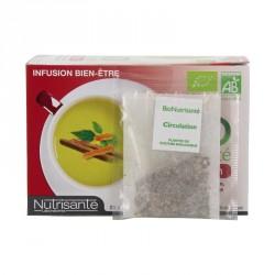 Nutrisante Infusion Bio Circulation 20 sachets