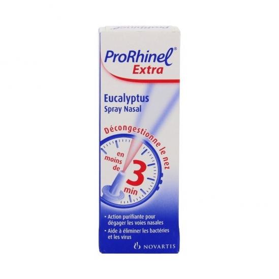 Novartis Prorhinel extra spray nasal à l'eucalyptus 20ml