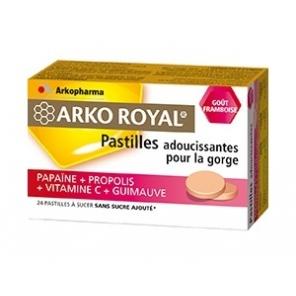 Arkopharma arko royal pastilles goût framboise x 24