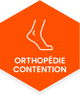 Orthopédie & Contention